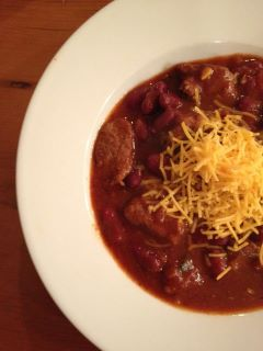 Todd English's Prime Rib Chili. - Knead to Cook