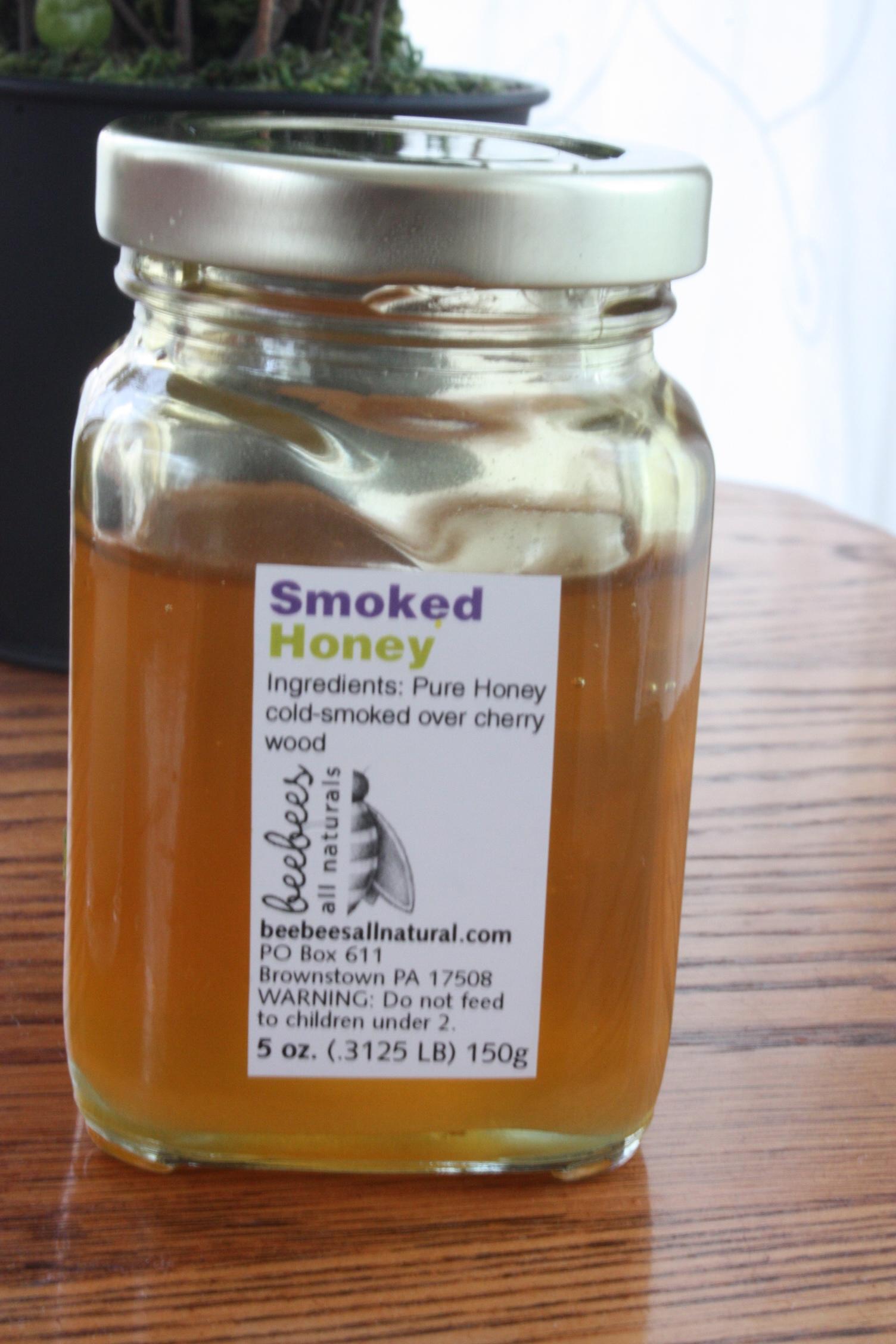 how to cook gooseberries in honey
