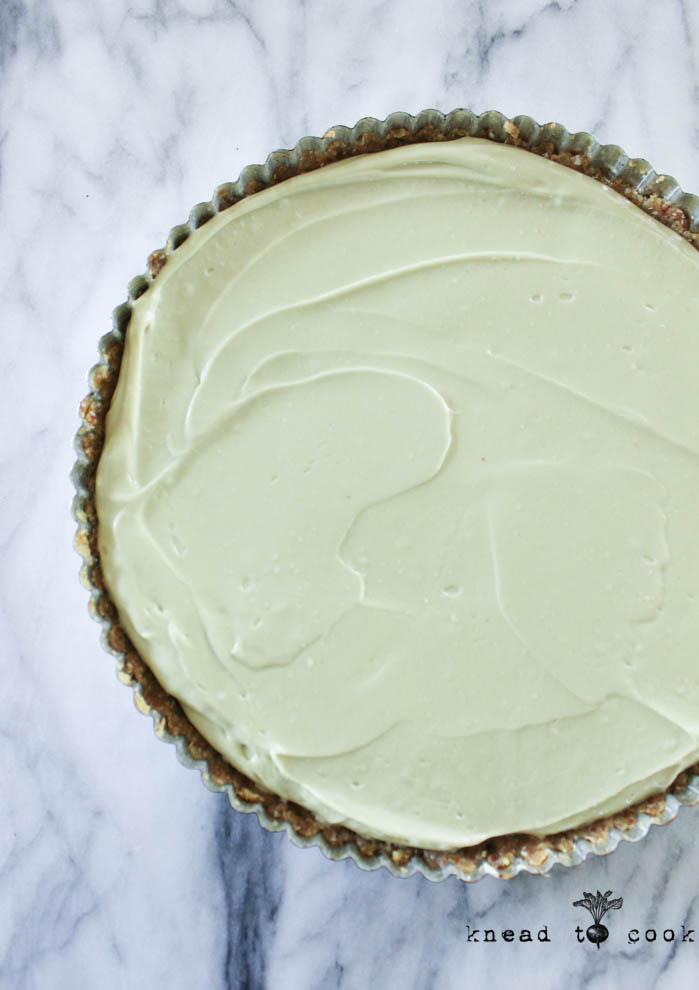 Best Raw Key Lime Pie.  Vegan.  Gluten Free.