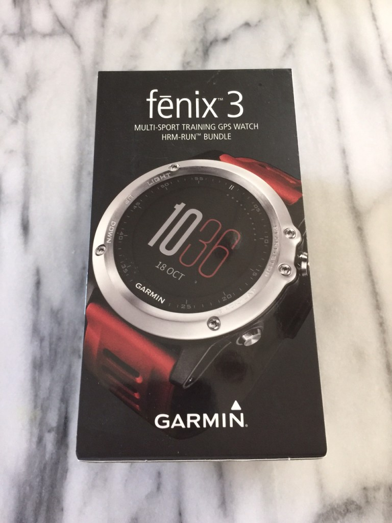 Product Review - Garmin Fenix 3